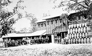 朝日新聞デジタル:1876年 開拓使麦酒醸造所が開業 - 北海道 - 地域