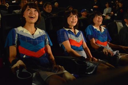 朝日新聞デジタル 新潟で 4dx 上映開始 新潟 地域