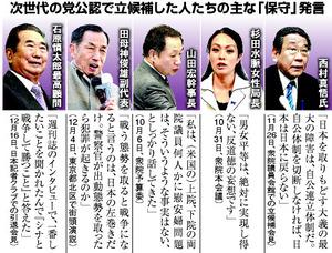 2014衆院選:朝日新聞デジタル