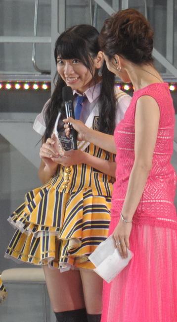 77位の小林亜実 SKE48 TeamE - AKB総選挙2014 17位 ...