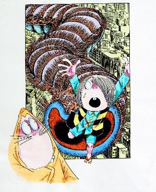 猫娘 (ゲゲゲの鬼太郎)の画像 p1_3