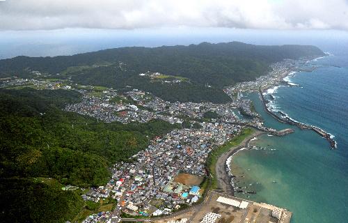 asahi.com(朝日新聞社):高知・室戸地域が「世界ジオパーク ...