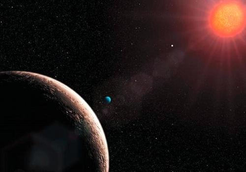 太陽系外に「生命が存在できる」...