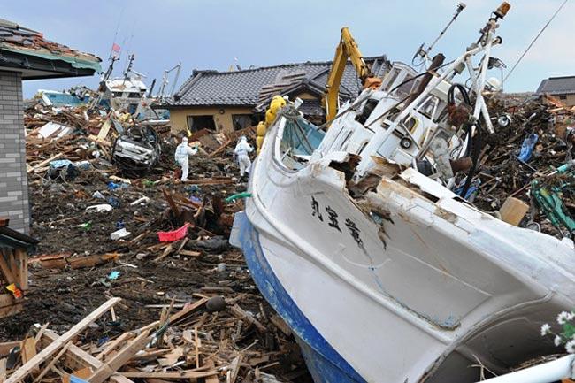時間 東日本 大震災