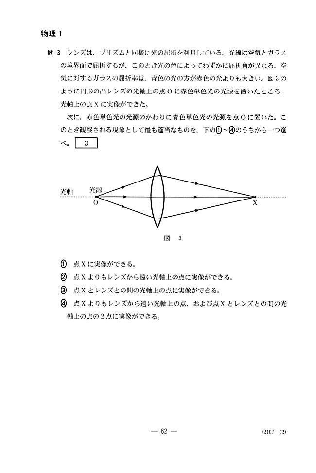 2014年度大学入試センター試験/物理Ⅰ〈第1問〉解答ページはこちら