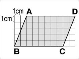 平行四辺形の面積の求め方 ...