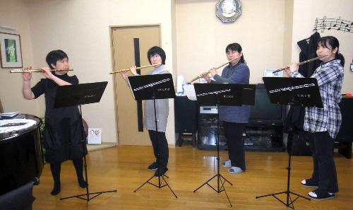 朝日新聞デジタル:音を一つに練...