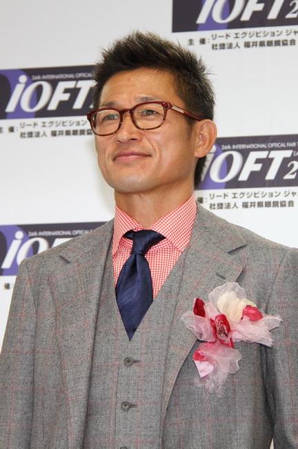 asahi.com(朝日新聞社):三浦知良さん , 第24回日本メガネ
