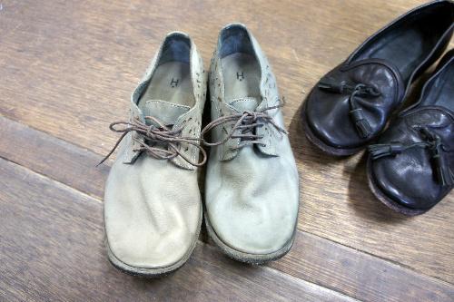 朝日新聞社):〈春靴にメンズ ...