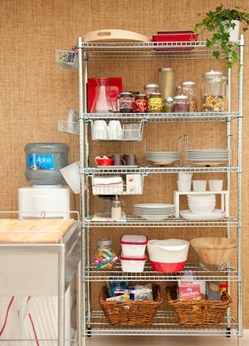 キッチン ikeaキッチン収納 : ... 収納がおすすめ。扉がないので