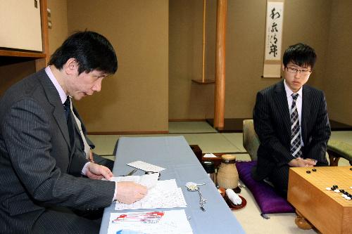 asahi.com(朝日新聞社):囲碁...