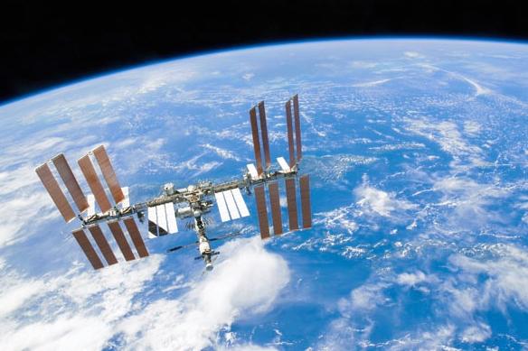 国際宇宙ステーション(ISS) 国際宇宙ステーションに関するトピックス:朝日新聞デジタル メイン