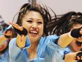 ダンスドリル、中高生1400人競う