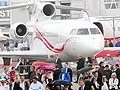 パリ航空ショー2015