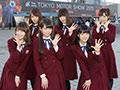 乃木坂46、東京モーターショーを訪問