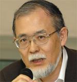 写真:早稲田大学人間科学学術院特任教授・阿藤誠さん