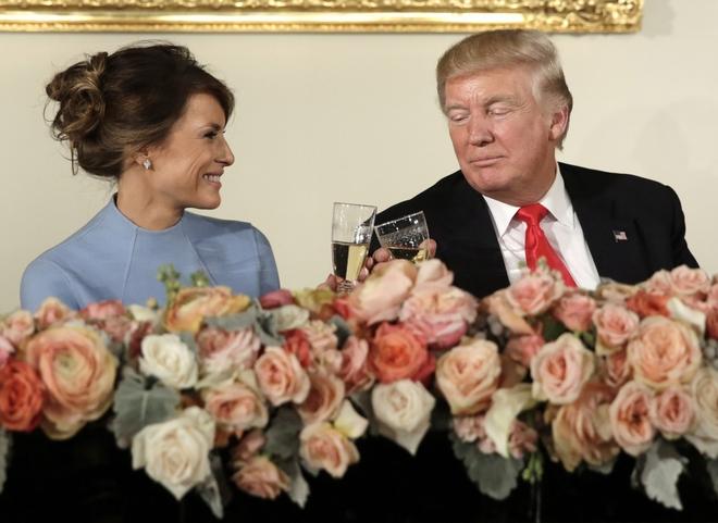 トランプ米大統領就任式ドキュメント