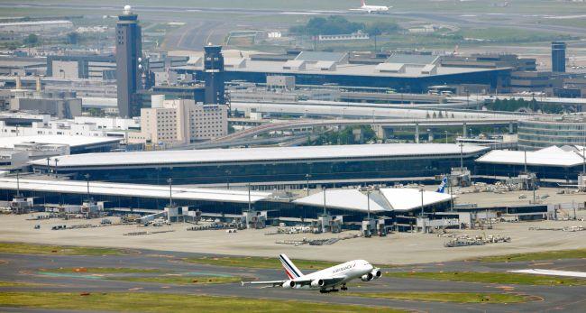 成田空港の画像 : 地図 1 2500 : すべての講義