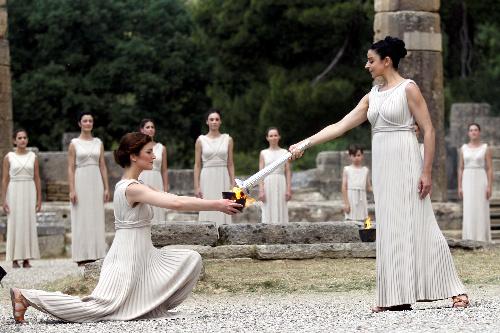 Ancient Olympic Athletes  Leonidas Melankomas Milon