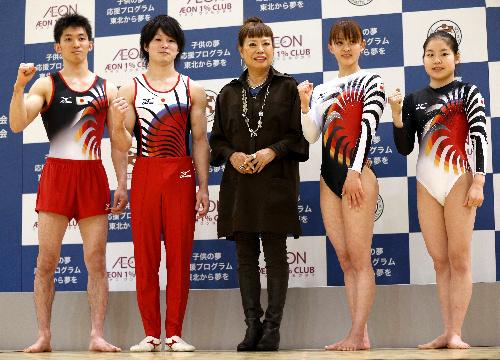 2012年ロンドンオリンピックの体操競技