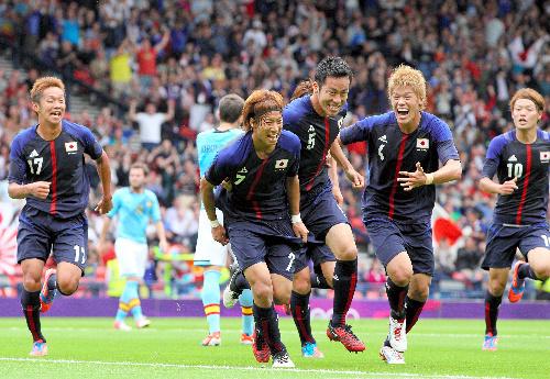 「サッカー オリンピック」の画像検索結果