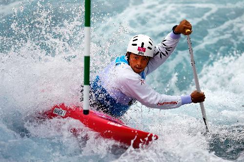 2012年ロンドンオリンピックのカヌー競技