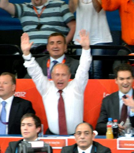 2012年ロンドンオリンピックのロシア選手団