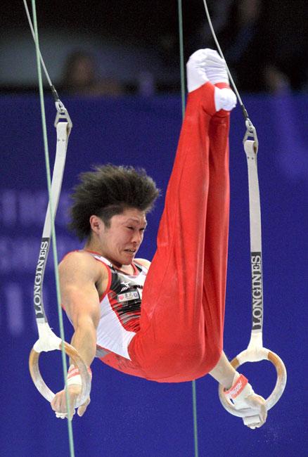 ロンドンオリンピック2012 - 体...