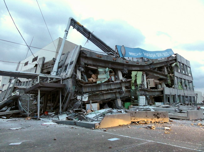 asahi.com(朝日新聞社):地震...