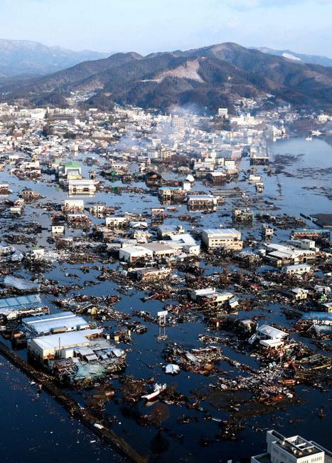 asahi.com(朝日新聞社):津波...