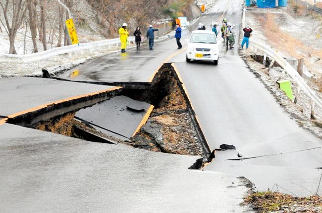 ... 東日本大震災 東日本大地震
