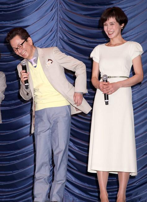 朝日新聞デジタル:水谷豊と安田成美 , 「HOME 愛しの座敷