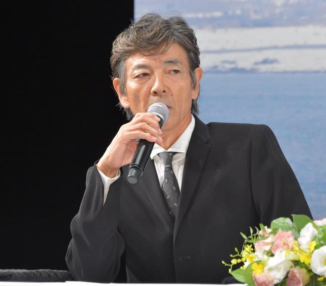 柴田恭兵さん