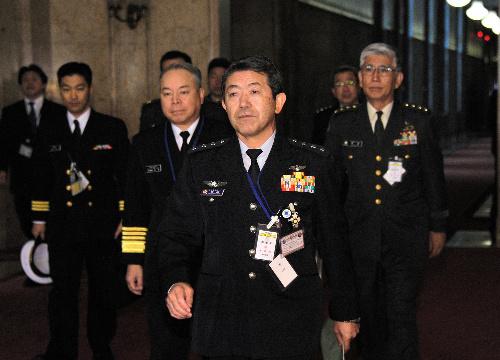 防衛相が「破壊措置命令」、北朝鮮ミサイルに備え