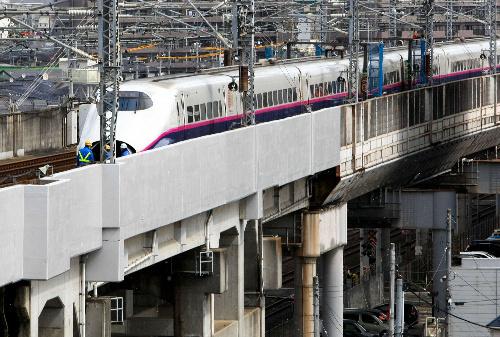 復旧 東北 新幹線