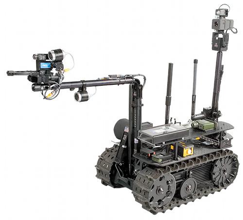 遠隔操作ロボット