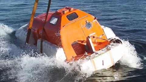 津波でも生き延びる「ノアの方舟」