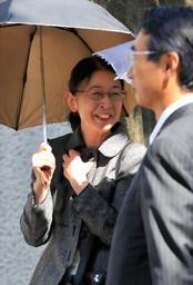 厚労省・村木元局長に無罪判決 郵便不正事件で大阪地裁