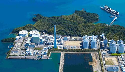 橘湾火力発電所