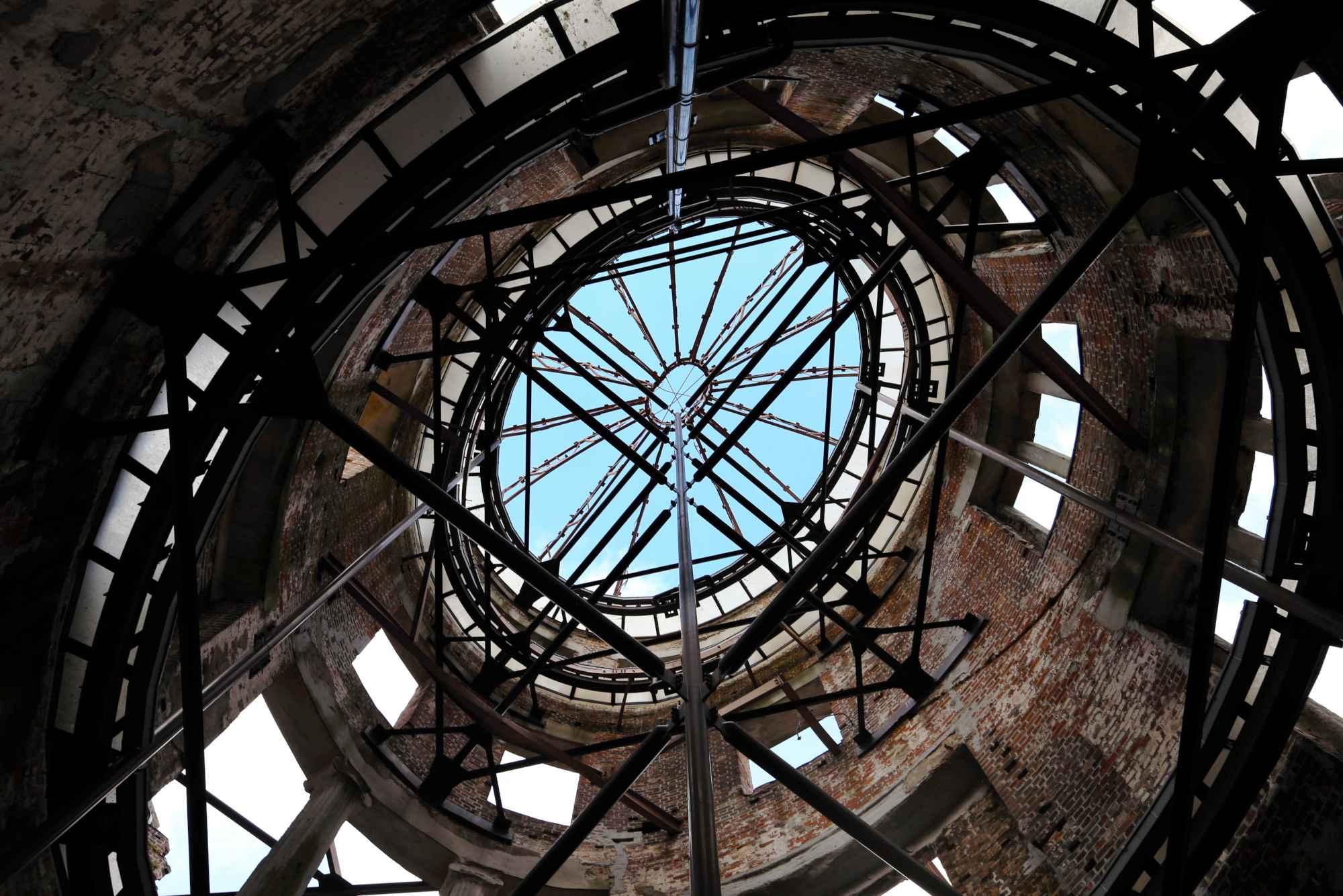 原爆ドーム、世界遺産登録20年 核といのちを考える