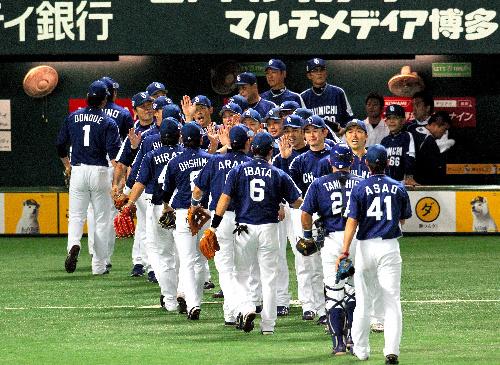 中日 2011 日本シリーズ に対する画像結果