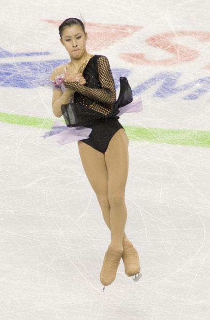 写真 〈スケートアメリカ(11/15)〉 フィギュアスケートのGPシリーズで... asahi.