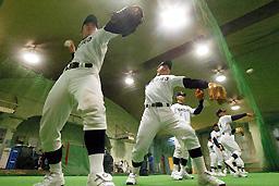 asahi.com:甲子園練習始まる 第...
