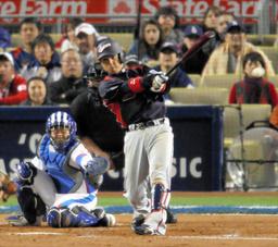 asahi.com(朝日新聞社):日本WBC連覇、イチローが決勝打 - スポーツ