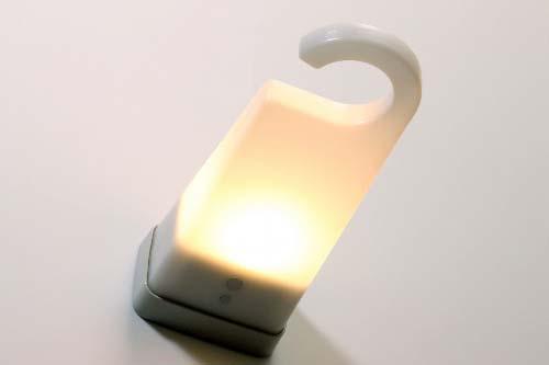 写真:無印良品 LED持ち運びできるあかり 良品計画お客様室(0120・14 拡大
