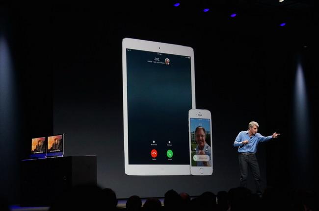 iphone スピーカー フォン