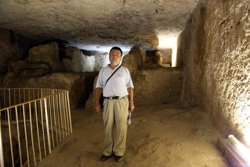 ピラミッド観光の王道