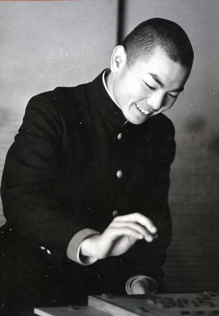 棋士の加藤一二三 八段 =1958年 - 加藤一二三九段の活躍を ...