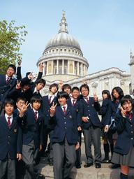 名古屋国際高等学校画像