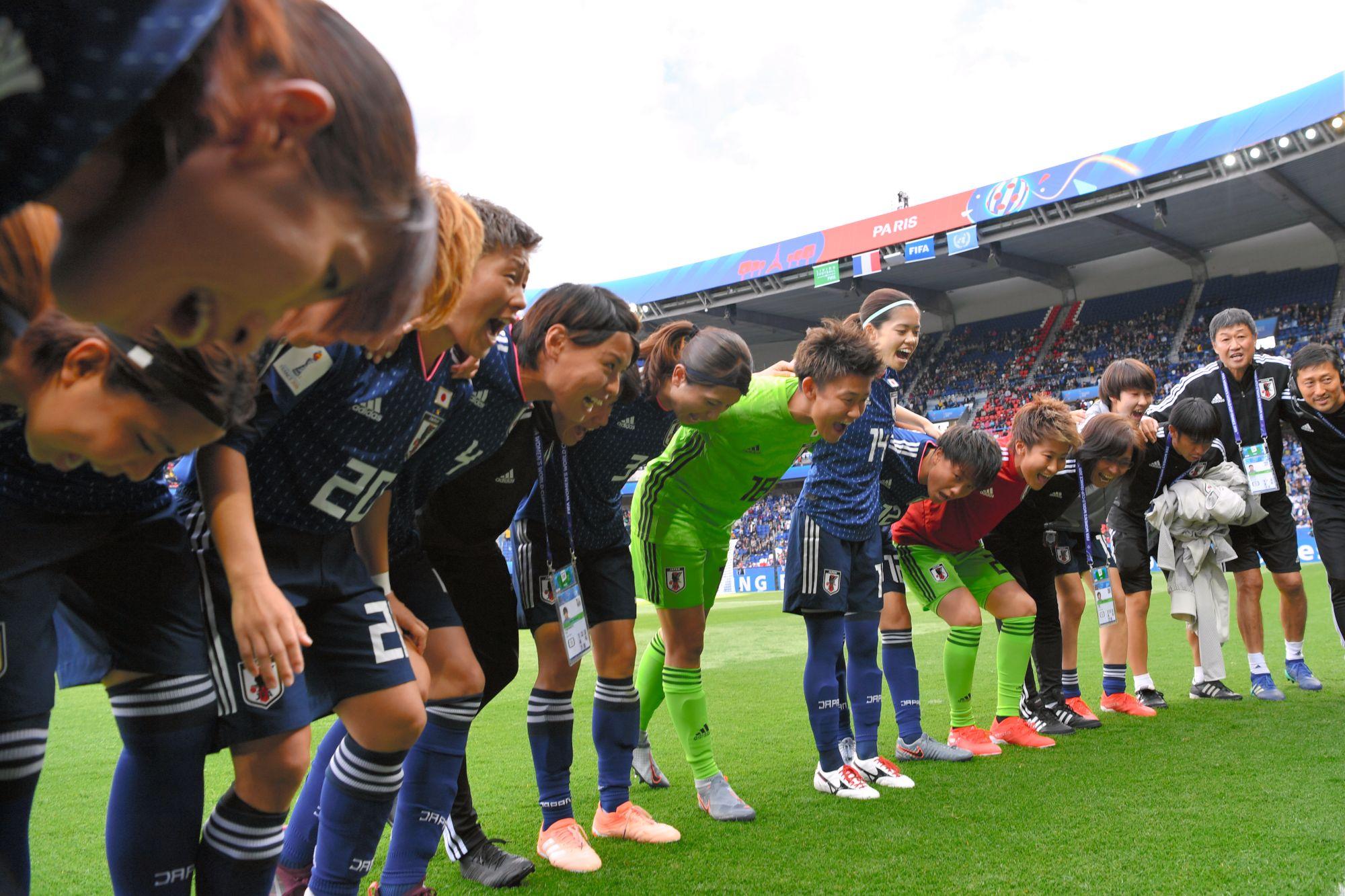 なでしこジャパンW杯 2019 サッカー女子ワールドカップ…